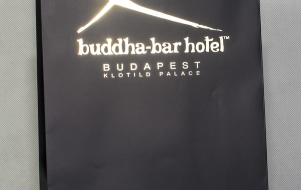 23 × 9 × 35 cm, Buddha-Bar Hotel